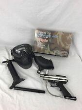 Spyder Paintball Gun Semi Auto Game Gear Ready Mask Lot
