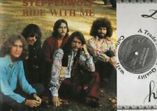 >> Steppenwolf - Ride With Me >> Col. Vinyl <<