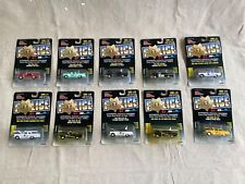 VINTAGE UNOPENED RACING CHAMPIONS POLICE CRUISERS LOT OF 10 CHEVYS & FORDS