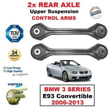 2x REAR AXLE Upper CONTROL ARMS for BMW 3 SERIES E93 Convertible 2006-2013
