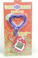 """Digi Palz Digital Pet Interactive Toy 49 Pets In 1 Red  """"NEW SEALED"""""""