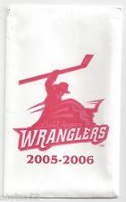 2005-06 Las Vegas Wranglers (ECHL) complete team set