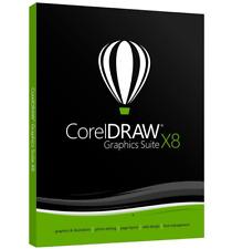 CorelDraw x8 FULL VERSION Multilingual   Windows 64bit
