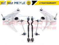 FOR BMW E46 316 318 320 LOWER CONTROL ARM DROP LINK RACK TIE ROD ENDS MEYLE HD