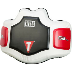 Title Boxing Gel Body Protector