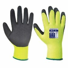 Portwest Thermal Grip Builder Outdoor Work Safety Gloves Cold Insulated A140