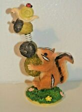 Charming Tails You're Nutty Figurine Silvestri Dean Griff
