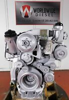 2004 Mercedes MBE 4000 Diesel Engine, 435 HP, All Complete