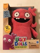 UGLY DOLLS - Features Sound Moxy Pink 30+ Rounds & Phrases
