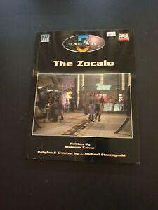 The Zocalo, Babylon 5 d20, Mongoose, VGC