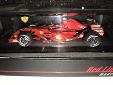 RedLine RL148 Ferrari F2007 / K.Räikkönen World Champion Brazil GP F1 2007 1:43