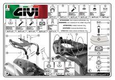 Trousse attaques spécifique DUCATI Multistrada 1000 DS 2003 2004 2005 SR310 GIVI