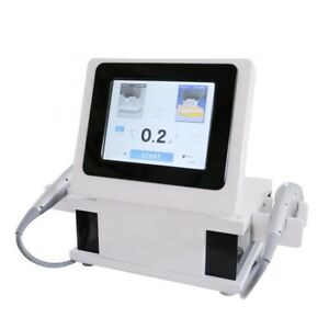 Salon Spa Portable 7D Hifu Machine Anti Wrinkle Skin Tightening Weight Loss
