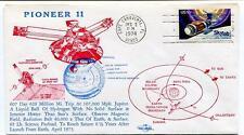 1974 Pioneer 11 Jupiter Liquid Ball Hydrogen Sun Earth Cape Canaveral Skylab USA