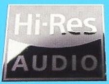 Hi-Res Audio Argento Metallico Adesivi CROMATO 7 VINYL 10 8 Windows 20mmx20mm