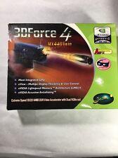 Nvidia 3DForce4 MX440twin 64MB DDR AGP4x  3D/2D