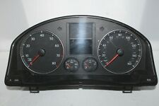 Speedometer Instrument Cluster Dash Panel Gauges 06 07 V 00001A96 W Rabbit 99,532 Miles