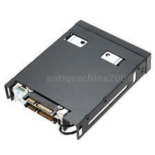Dual Bay 2.5inch SATA III Hard Disk Drive HDD&SSD Hard Drive Enclosure NEW C5S3