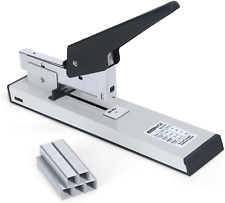 New Listingheavy Duty Stapler And With 1000 Staples Reduced Effort 100 Sheets High Capacity