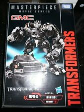 Takara Tomy Hasbro Transformers Masterpiece MPM-6 IRONHIDE MOVIE 100% AUTHENTIC