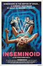 Inseminoid Poster 03 A3 Box Canvas PrInt
