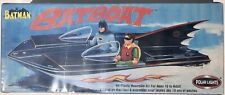 Batman DC Comics Batboat Vehicle Polar Lights Model Kit Sealed