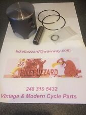 Husqvarna CR250 WR250 CR WR 250 Wossner Piston Kit 1985 & 86 NEW!