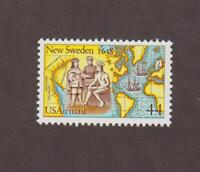US,C117,NEW SWEDEN,MNH VERY FINE,AIRMAIL COLLECTION,MINT NH,VF,OG
