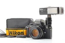[Near MINT]  Nikon F3 HP 35mm SLR Camera + Ai 50mm f1.4 Lens From JAPAN