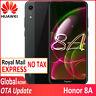 "Huawei Honor 8A 6.09"" Dual Sim 8 Cores 32GB/64GB Unlocked 4G LTE Mobile Phone"