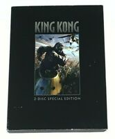 King Kong DVD, 2006, Special Edition 2 Disc Set - Good Condition