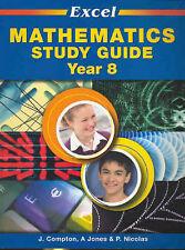EXCEL MATHEMATICS STUDY GUIDE YEAR 8 Compton Jones Nicolas EIGHT 8