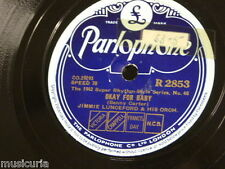 78rpm JIMMIE LUNCEFORD okay for baby / flight of the jitterbug