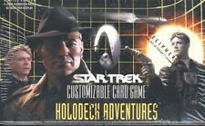 STAR TREK CCG 1E : HOLODECK ADVENTURES COMPLETE COMMON & UNCOMMON SET