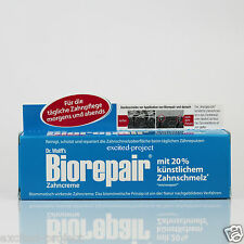 Dr. Wolff's BioRepair Toothpaste That Actually Repairs Tooth Enamel From Germany