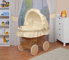 WALDIN bébé Chariot enfants,couchette bébé XXL NEUF ! Jaune/Beige