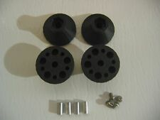 HPI Wheely King Wheel Adapters - Install Tamiya Clodbuster or TXT Wheels!