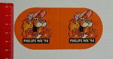 Aufkleber/Sticker: Philips WK 1994 (180616173)