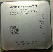 CPU AMD Phenom II X6 1075T CPU/HDT75TFBK6DGR/AM3/Six-Core/125W/6MB
