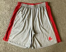 Majestic TXE Cool Boston Red Sox Men's Athletic Shorts - Size XL