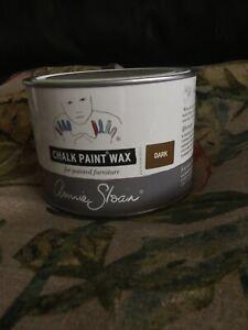 Annie Sloan Dark Wax -A large 500ml tin - Dark Wax