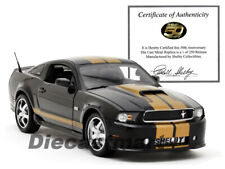 SHELBY COLLECTIBLES 1:18 2012 FORD SHELBY GT350  LIMITED 250 PCS BLACK W/ 1:64