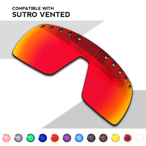 Wholesale POLARIZED Replacement Lens for-Oakley Sutro Vented Sunglasses Options