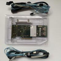 Fujitsu D2616 LSI 2108 SATA / SAS Raid 6G 512M cache Controller +2pcs 8087 SATA