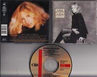 BARBRA STREISAND Till I Loved You 1988 CD W STICKER FT DON JOHNSON