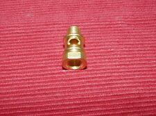 Raccord,vase,potiche, lampe électrique, applique, lustre, pétrole T 11 mm 341190