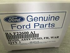 Ford BA BF Inner door handle Falcon Territory Fairmont GT XR6 XR8 Fairlane SX SY