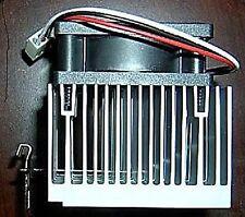 New Pentium MMX AMD K5 K6 Cyrix P5 CPU Cooler Heatsink Fan Processor Socket 370
