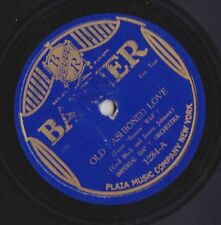 Imperial Dance Or – 78 rpm Banner 1284: Old Fashioned Love/Little Butterfly; V