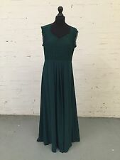 Dress Miusol Women's  Plus Size Lace Vintage XX LARGE UK 16 GREEN